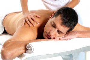 resultatet av massage