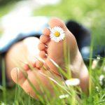 Fotvård, mjuka fötter