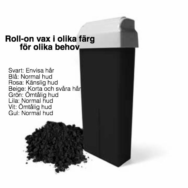 Roll-on vax utbildning